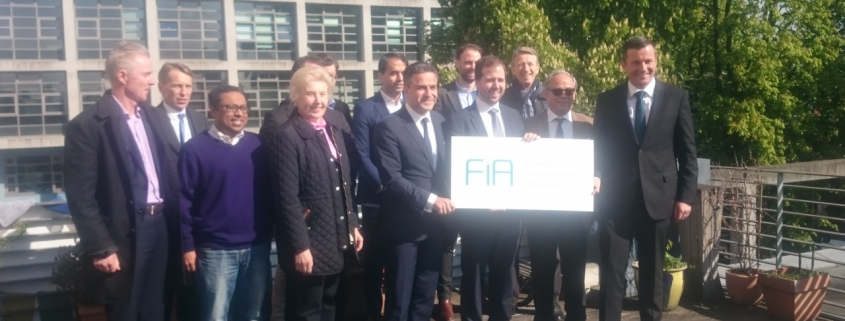 FIA – Frankfurt International Alliance