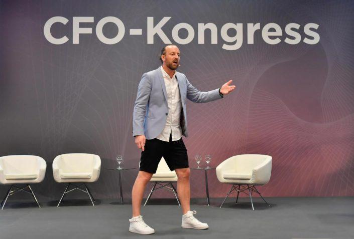 Anders Indset FIA CFO-Kongress